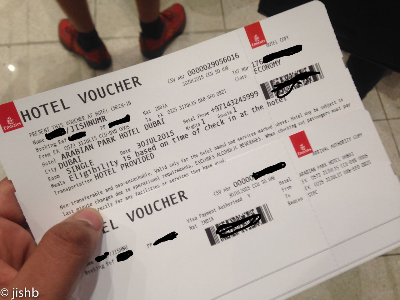 Review Of Emirates Flight From Kolkata To Dubai In Business