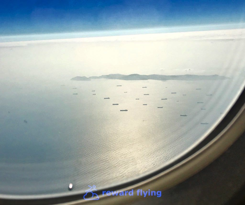 photo cx tpe-hkg soko islands.