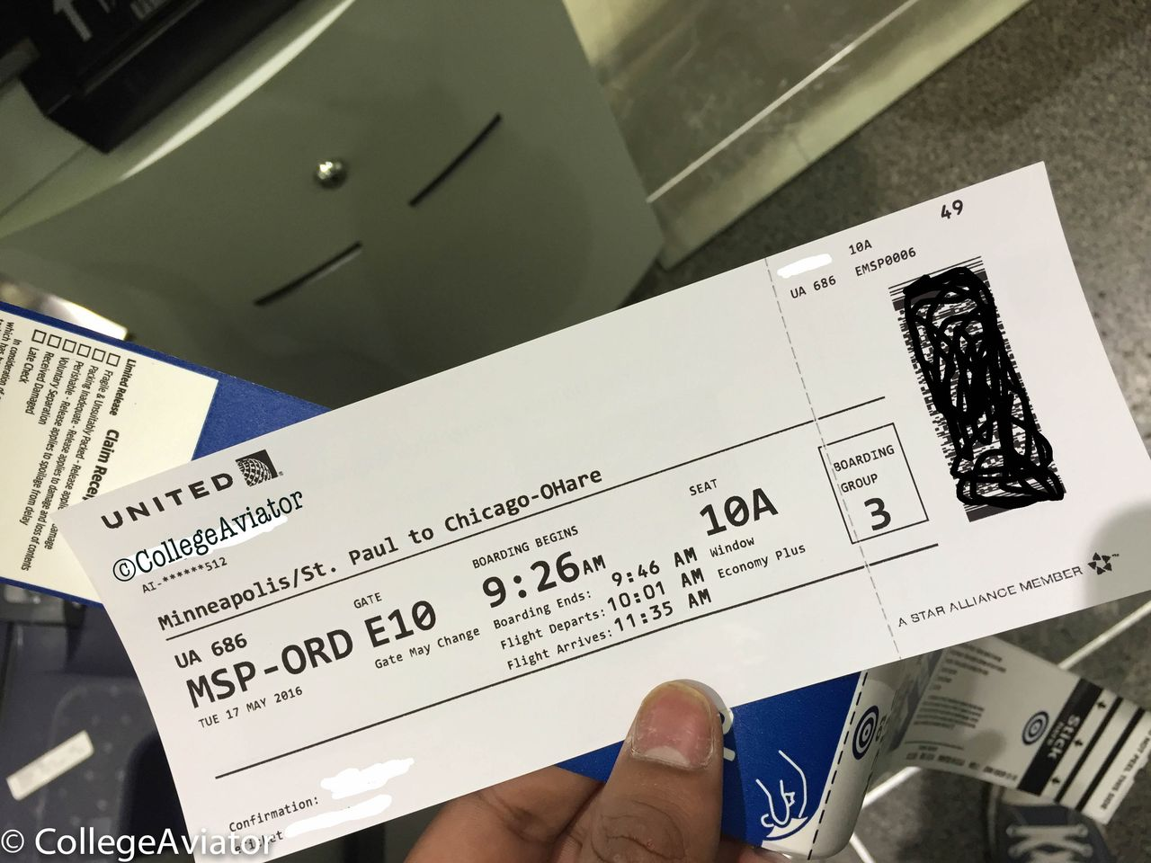 Air Canada Baggage Receipt You Can Now Follow Your Bag On
