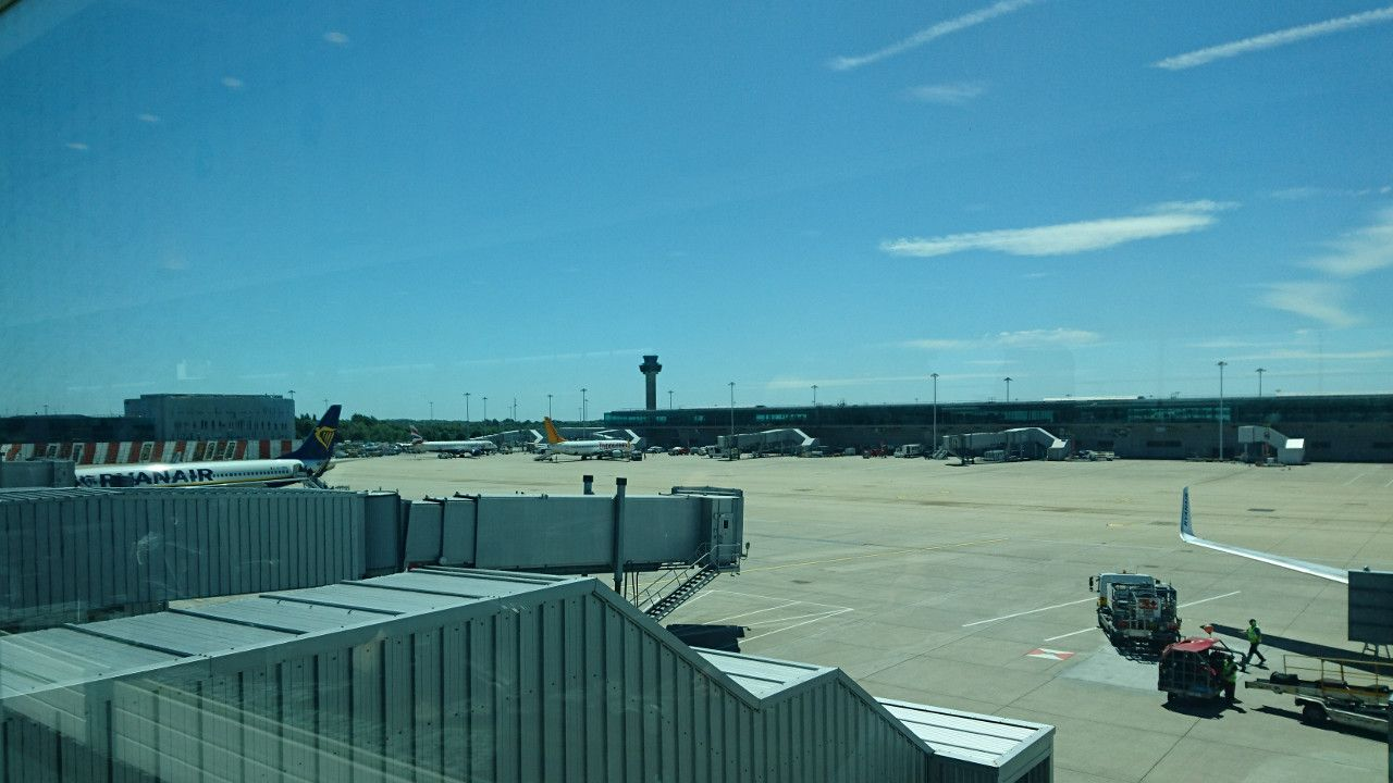 Review Of Ryanair Flight From London To Baden Baden In Economy
