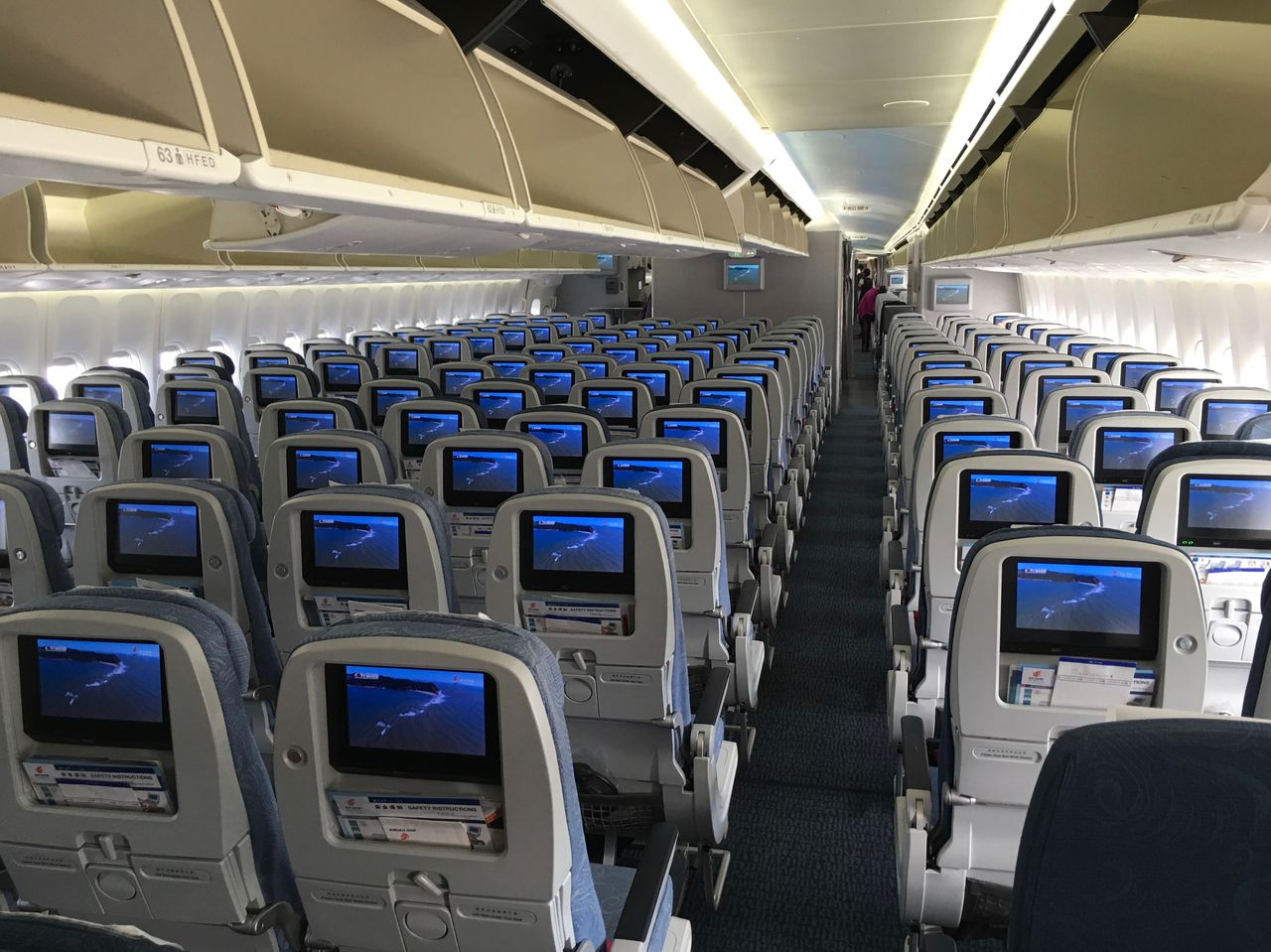 Image result for air china plane interior