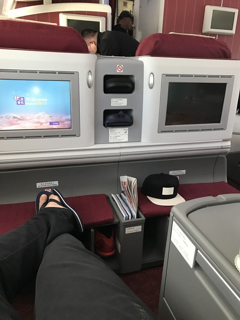 Review Of Hainan Airlines Flight From Chicago To Beijing