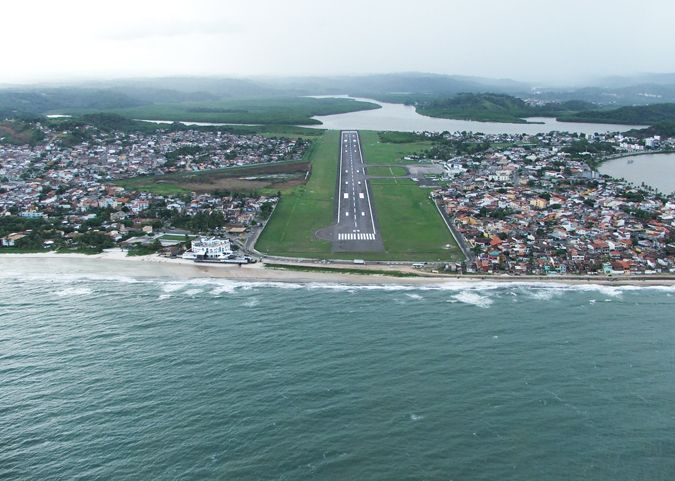 photo ilheus airport infraero.gov