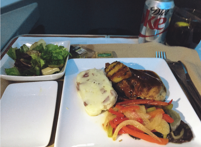 What Kind Of Food Can I Take On American Airlines